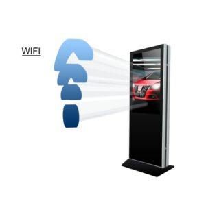 MWE867 Stand Alone LCD Digital Signage Dual Screen